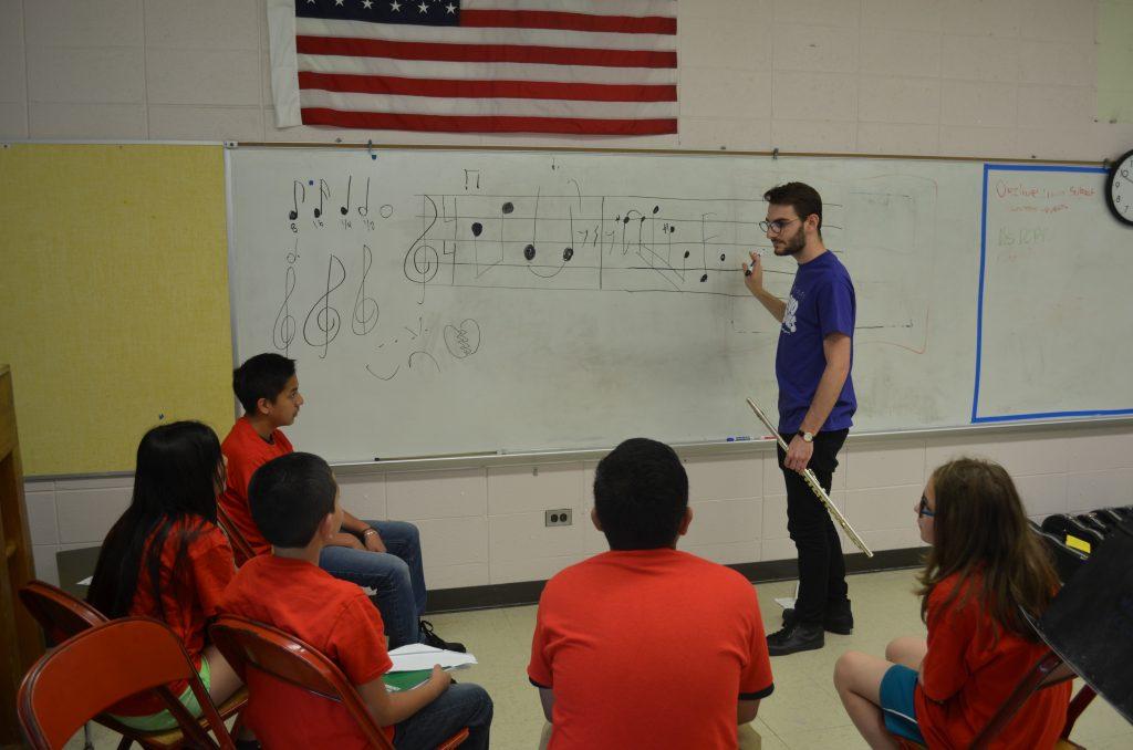 Bravo Waukegan Teacher programs