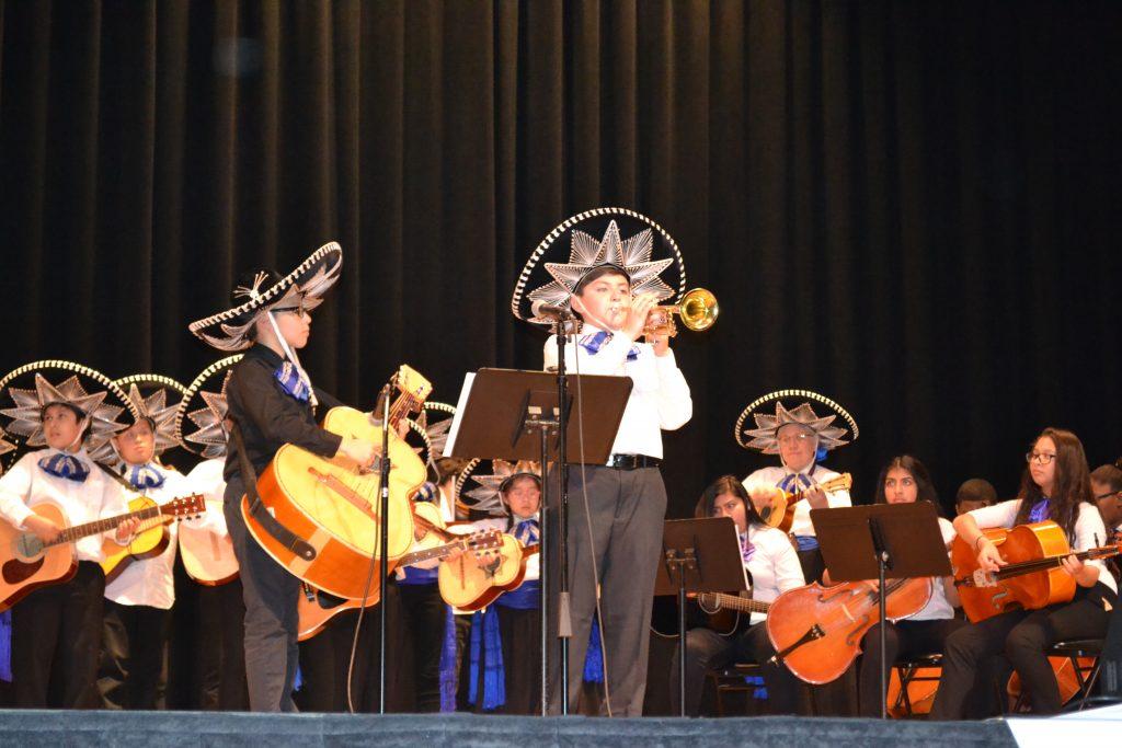 Bravo Mariachi Program