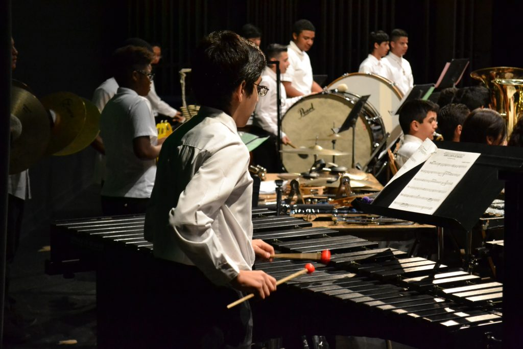 instrument donations to schools