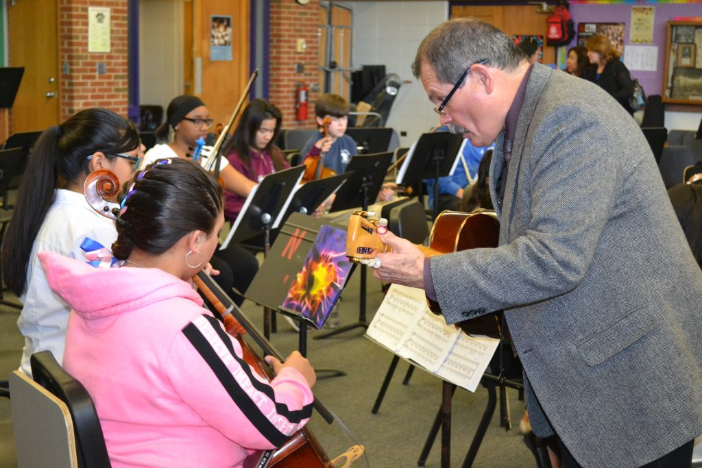 musical instrument donations