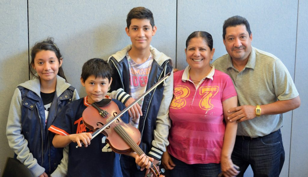 donate musical instrument