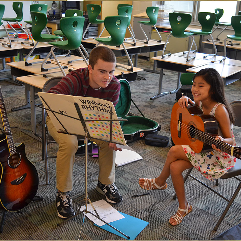 musical instrument donation