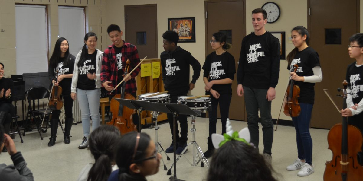 From the Top's Chicago episode features Waukegan students Featured Image