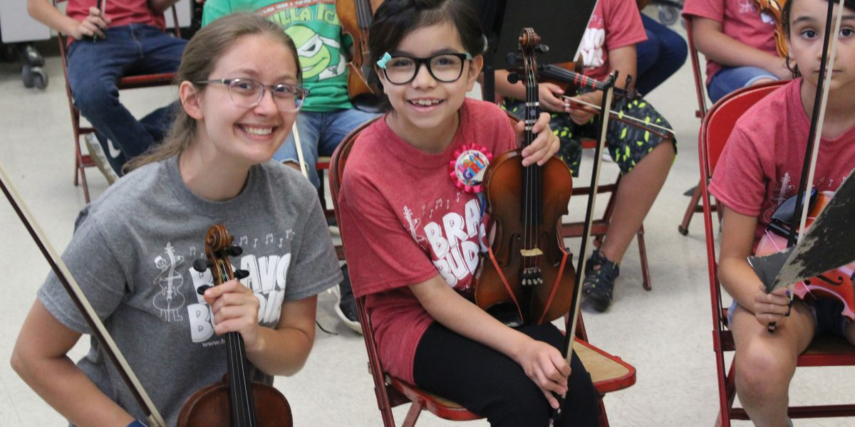 Bravo Buddies Summer Camp Takes Place June 17 – July 12 Featured Image