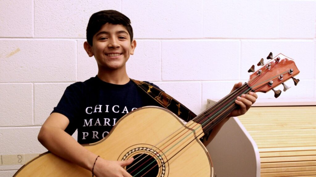 WBEZ Mariachi Article Photo