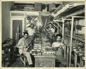 Delgado Guitar History