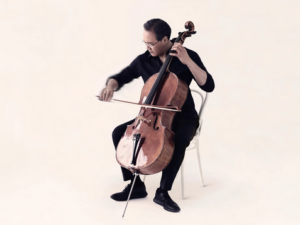 Yo-Yo Ma's 'Songs of Comfort' project