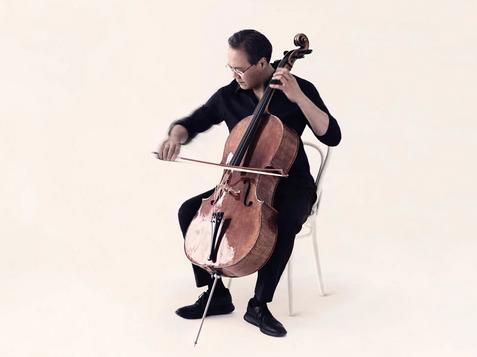 Yo-Yo Ma's 'Songs of Comfort' project