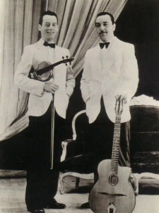 Django Reinhardt - Stephane Grappelli