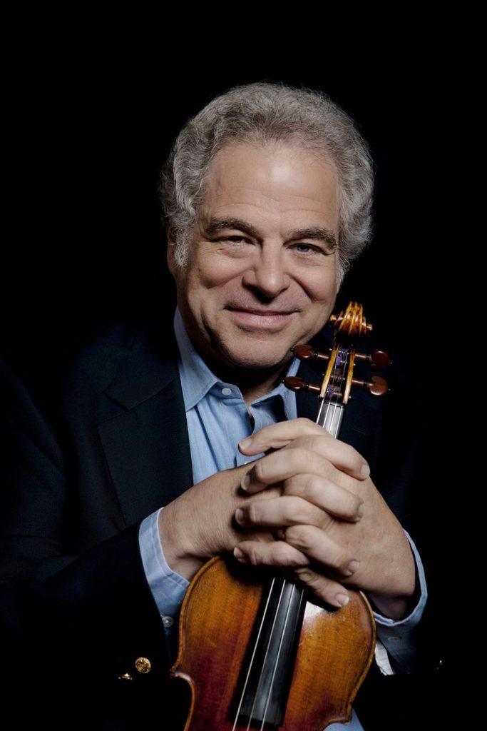 Itzhak Perman plays Mendelssohn..