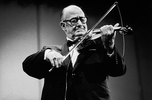 Joe Venuti Lino Patruno violinist