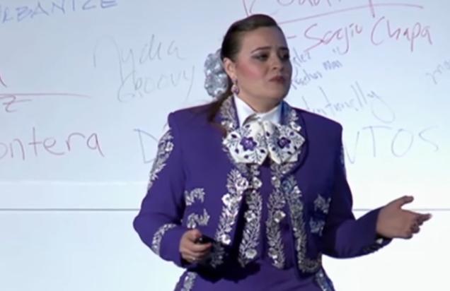 Mayra Garcia - Women in Mariachi TEDx