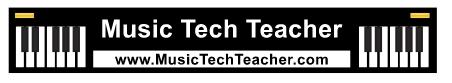 Music Tech Teacher logo