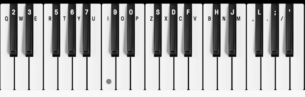 Online Pianist logo
