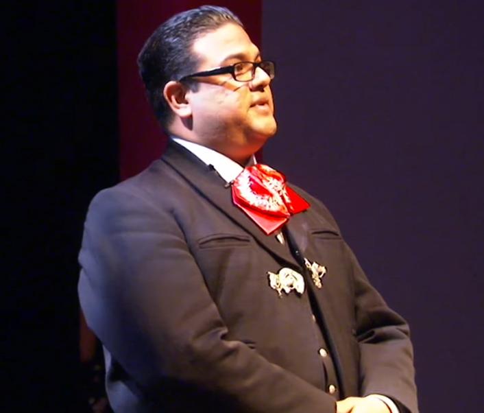 Richard Mata - Mariachi Tedx
