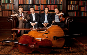 Yo-Yo Ma, Stuart Duncan, Edgar Meyer, and Chris Thile