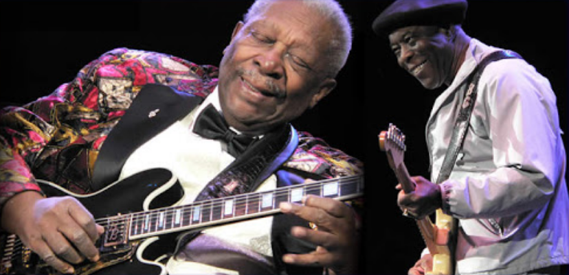 Buddy Guy and BB King