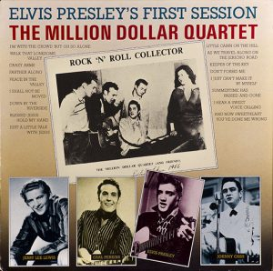 Elvis Presley Millioon dollar Quartet