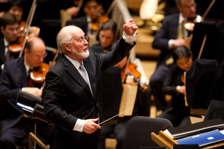 John Williams conducts Vienna Philharmonic