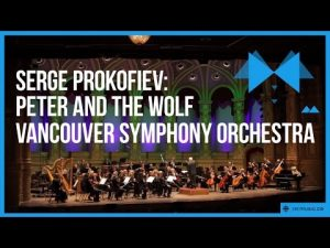 Serge Prokofiev Peter and Wolf