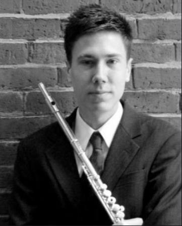 Thomas J. Wible flutist