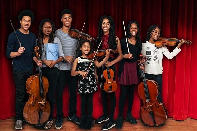Kanneh-Mason family